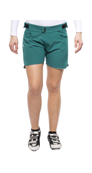 Cube Tour WLS Shorts Damen petrol